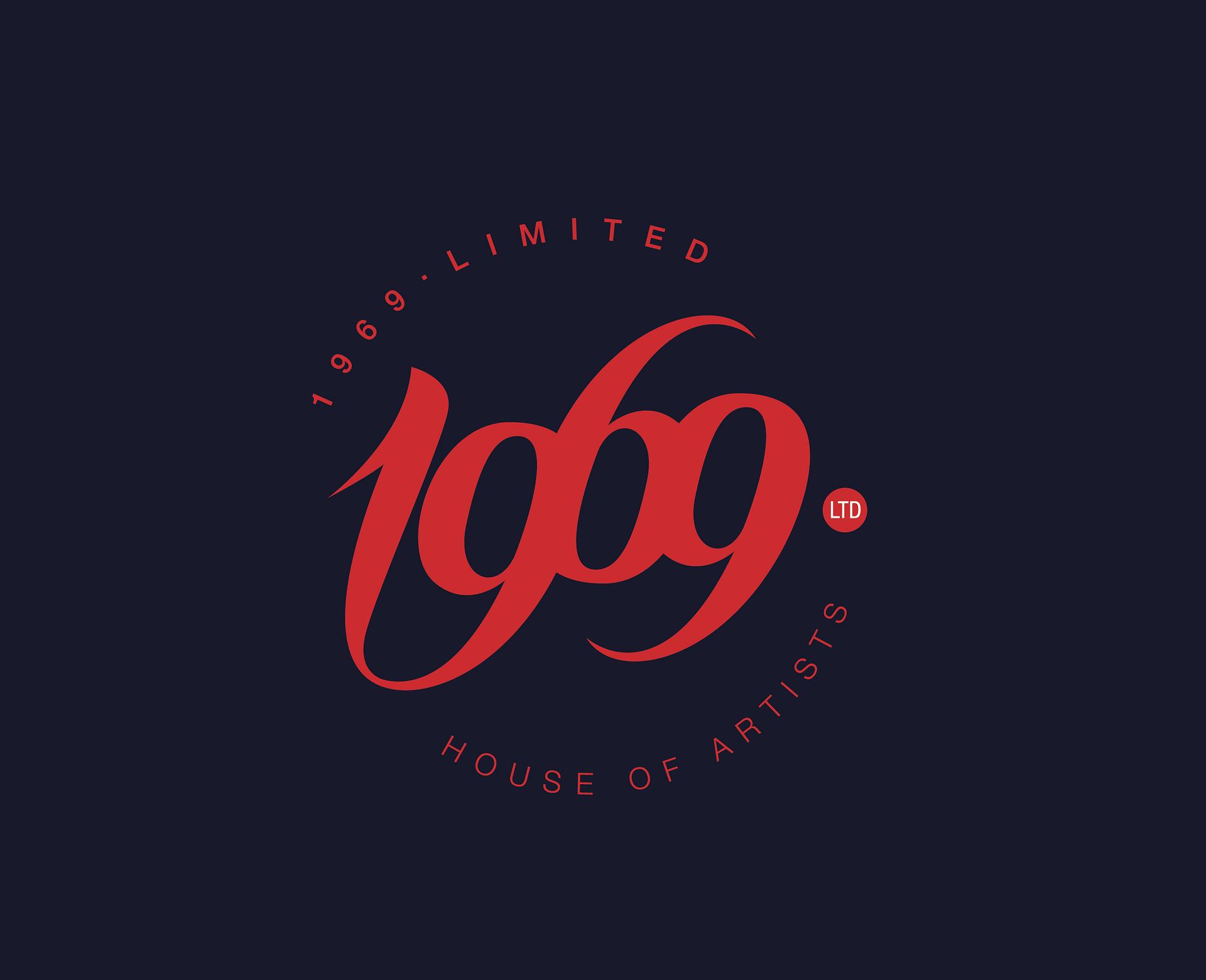 Logotype de l'agence parisienne 1969 Limited